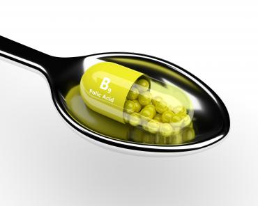 folate - folic acid capsules